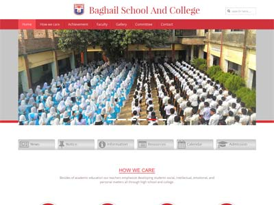 Baghail School And College